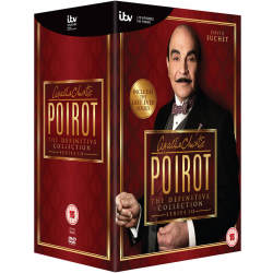 Poirot Complete Series 1 13 Collection