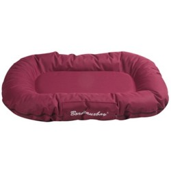 Coussin Dreambay oval bordeaux